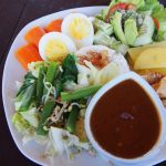 Healthy Travel Find: Gado Gado