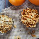 Pumpkin Seeds Two Ways